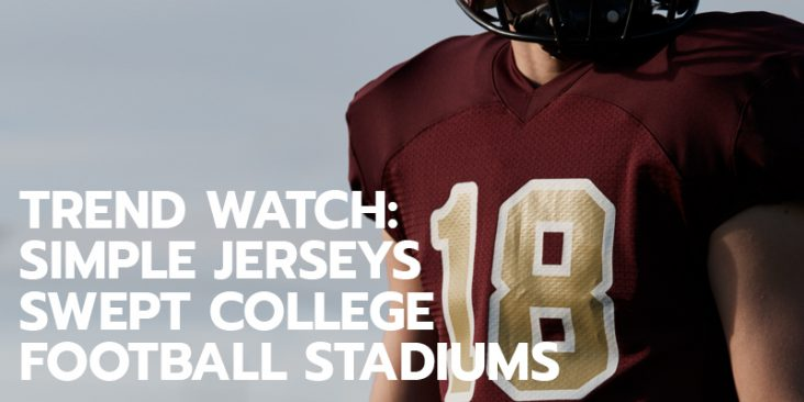 trend watch football jerseys