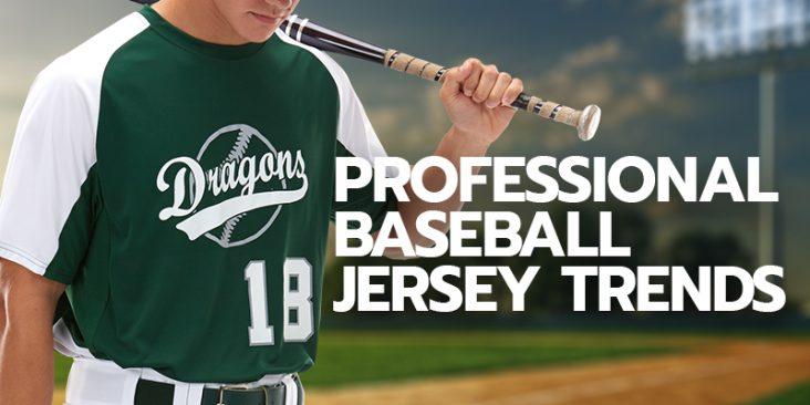 baseball jersey trends