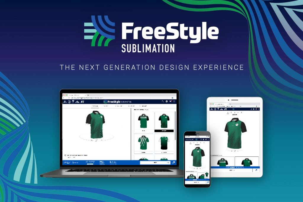 Freestyle Sublimation Logo