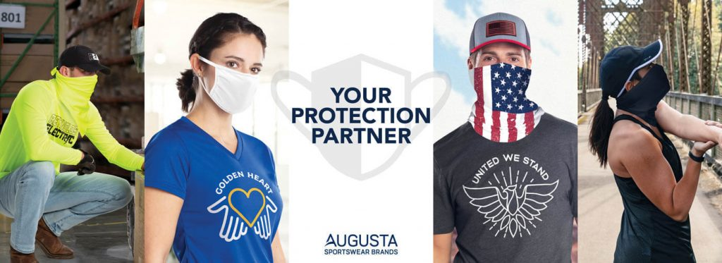 Augusta Sportswear Brands is your protection partner