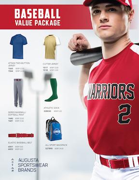 Youth Sports Value Baseball Uniforms