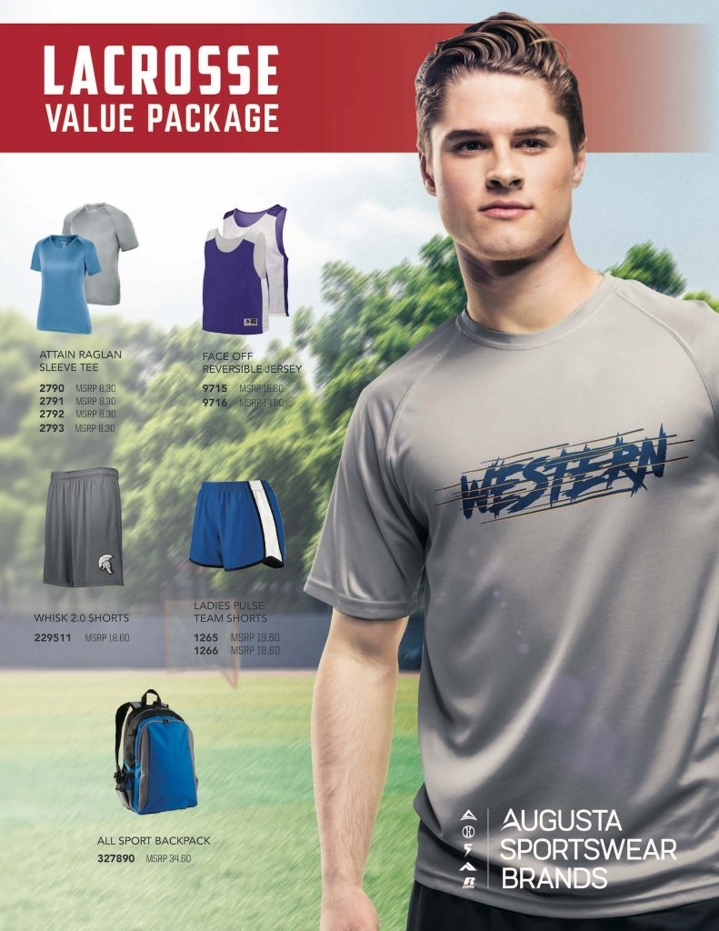 Youth Sports Lacrosse Value Uniforms