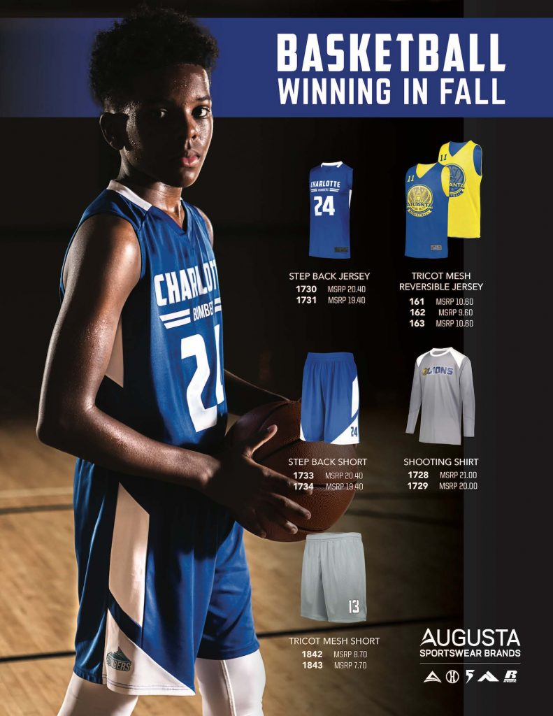 Youth Sports Basketball Value Uniforms
