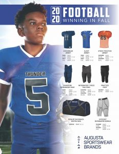 Youth Sports Football Value Uniforms